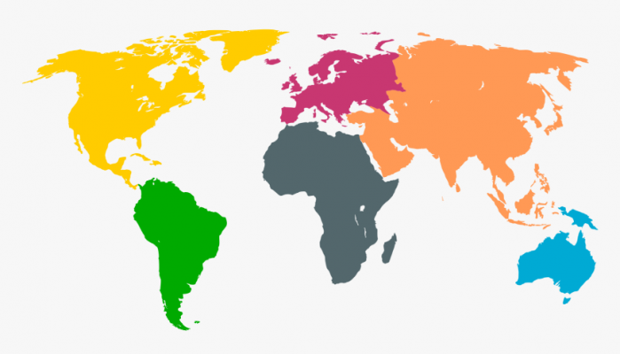 نقشه جهان جزیرهی بازی