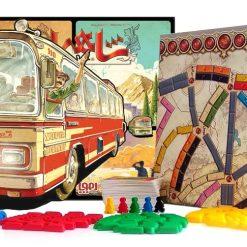 بازی شاهراه - جزیرهی بازیبازی شاهراه - جزیرهی بازی