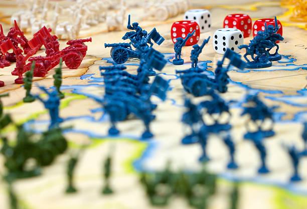 جنگ های نامنظم را فرماندهی کن - بردگیم جنگی - بازی جنگی