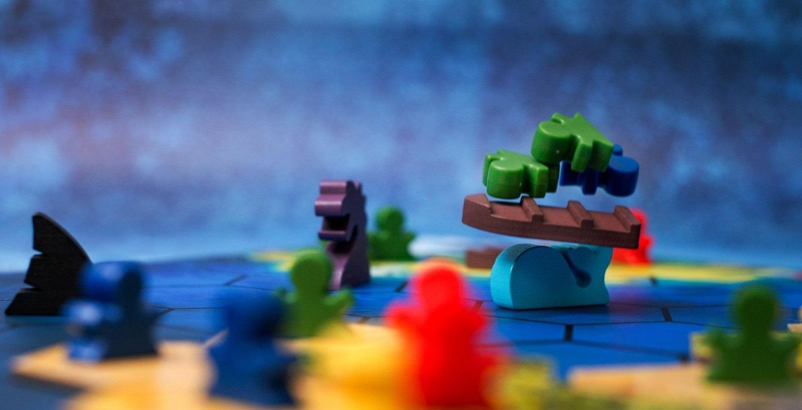 بازی فرار از آتلانتیس جزیرهی بازی