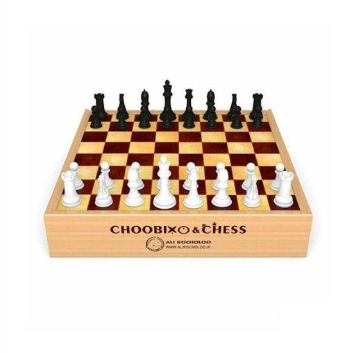 بازی چوبیسکو و شطرنچ