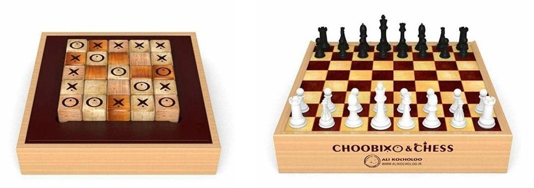 شطرنج و چوبیسکو