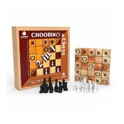 چوبیسکو و شطرنچ