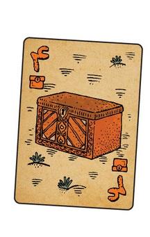 صندوقچه زیرخاکی