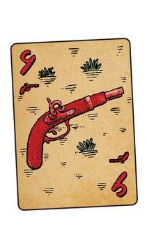 تپانچه تفنگ زیرخاکی