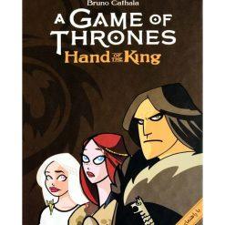 بازی تاج و تخت - دست پادشاه