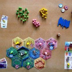 بازی تاکنوکو - اجزا - جزیره ی بازی
