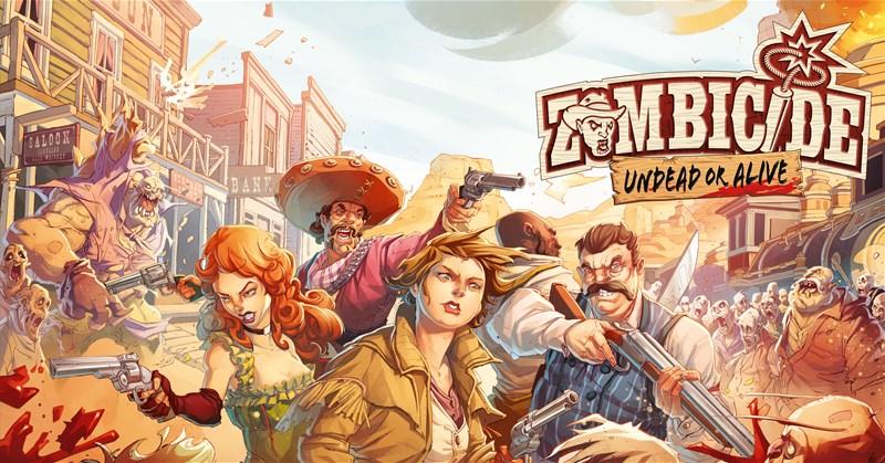 Zombicide - جزیره بازی