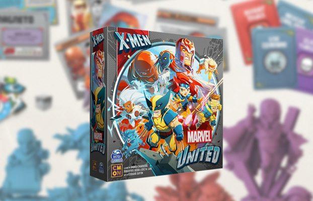 Marvel United X_men