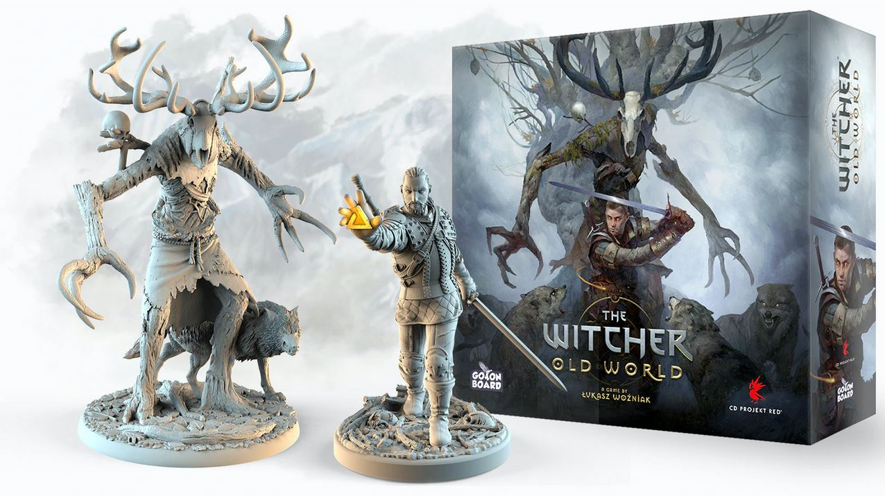 The Witcher Old World بازی